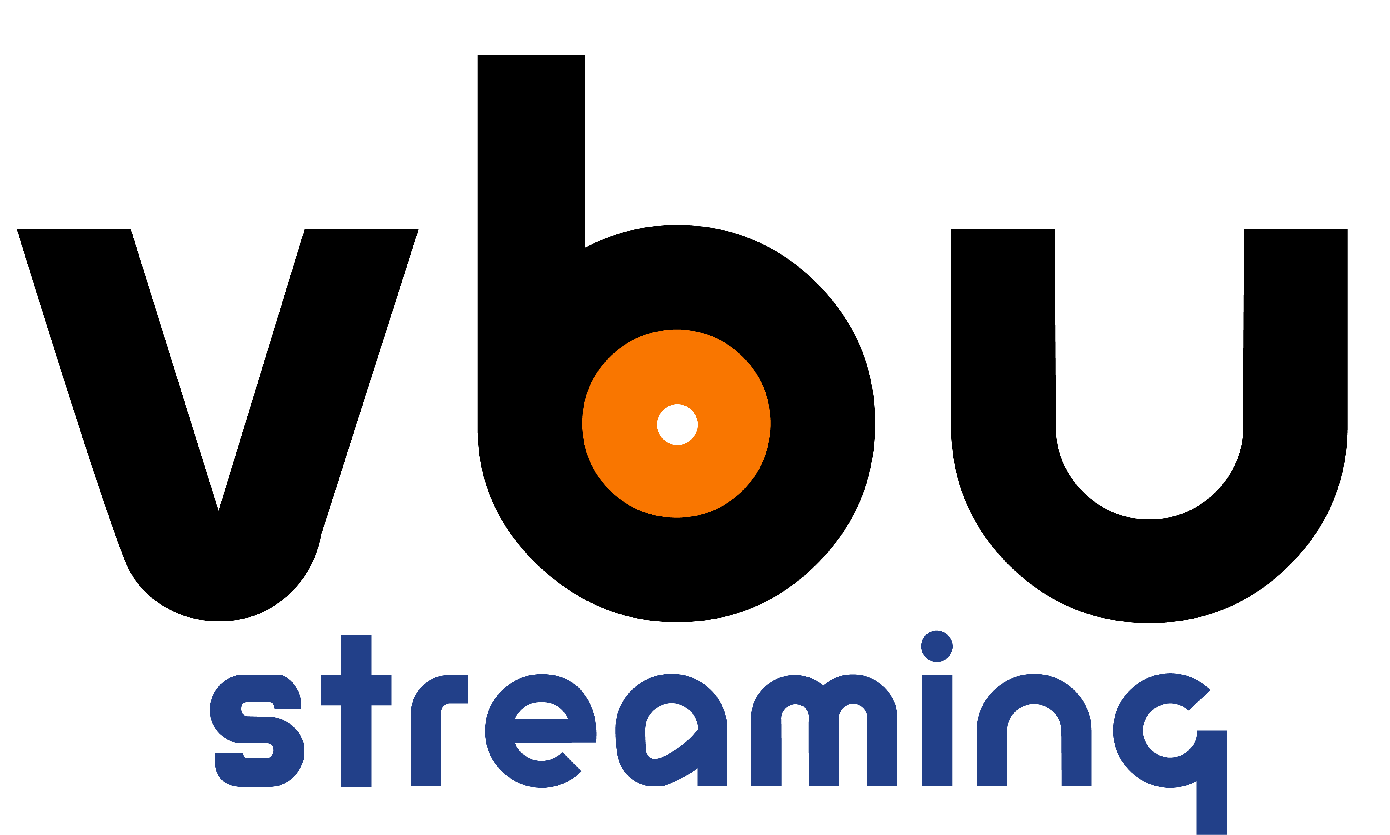 Logo for VBU Streaming